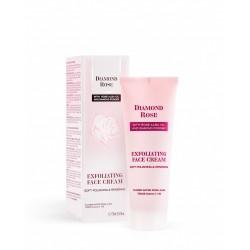Crema facial exfoliante -...