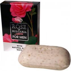 Jabón Natural de Rosa...