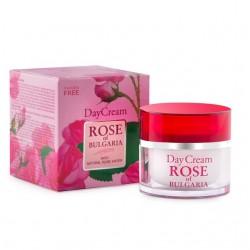 Crema hidratante Día - Rosa...