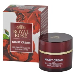 Crema Noche Rosa Royal 50 ml
