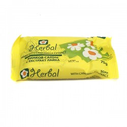 Jabón herbal natural con...