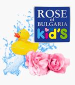BABY COSMETICS ROSA DE BULGARIA